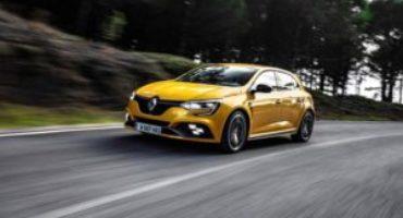 Renault presenta la nuova MÉGANE R.S. TROPHY