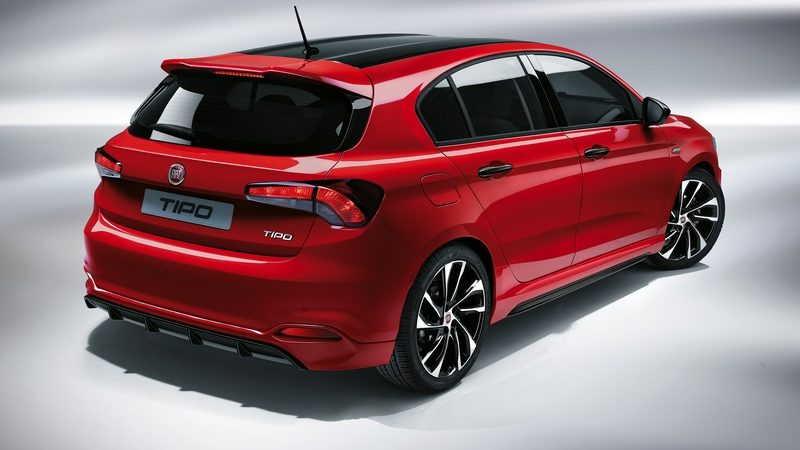 Fiat lancia la nuova gamma Tipo