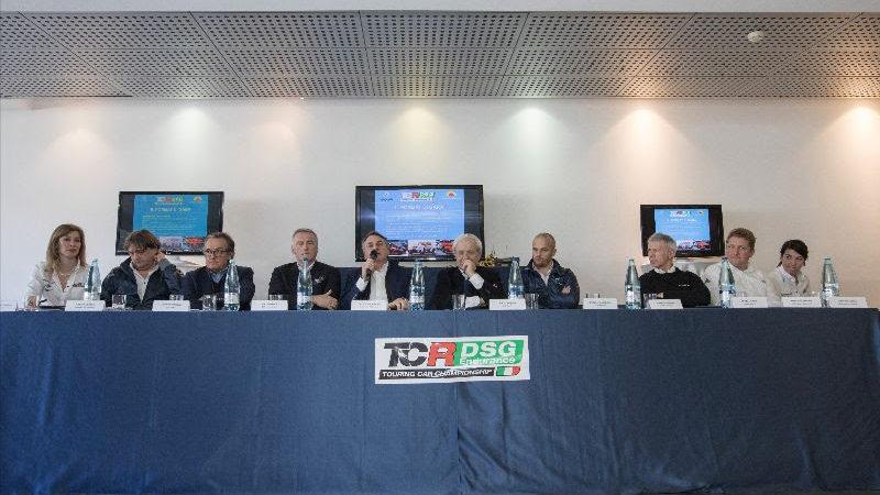 ACI Sport, presentato a Monza il nuovo Campionato Italiano TCR DSG Endurance