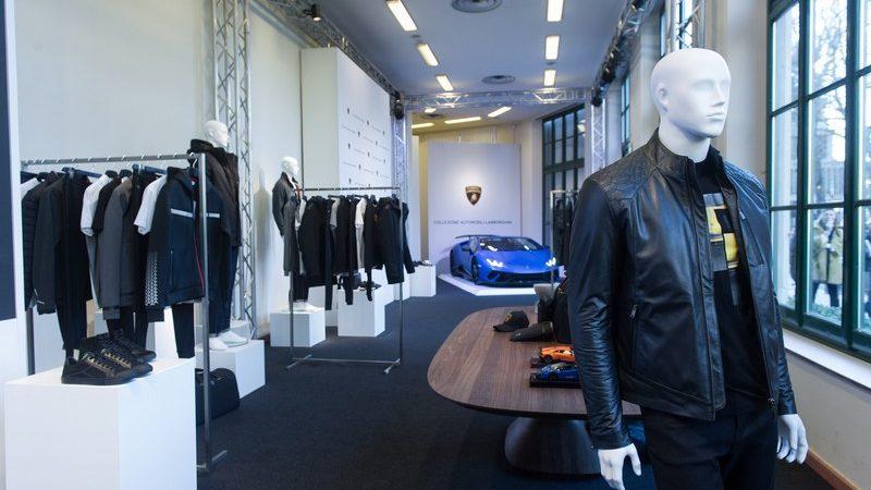 Collezione Lamborghini presenta a Pitti Uomo la linea autunno-inverno 2019/2020