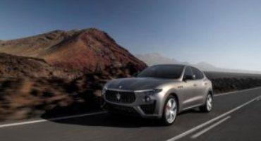 Maserati presenta la nuova Levante Vulcano, in soli 150 esemplari