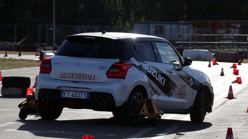 Rally Italia Talent , sul Circuito di Siena la terza selezione
