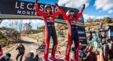 WRC, Sébastien Ogier e Julien Ingrassia conquistano l'edizione 2019 del Monte Carlo