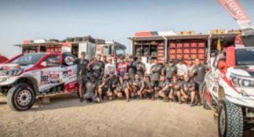 ToyotaGazoo RacingSA vince l'edizione 2019 della Dakar