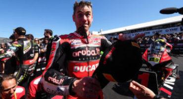 WSBK, Bautista domina Gara 1 in Australia