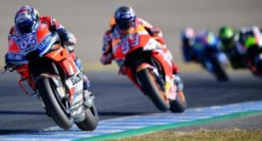 MotoGP, Dovizioso primo nelle libere in Argentina