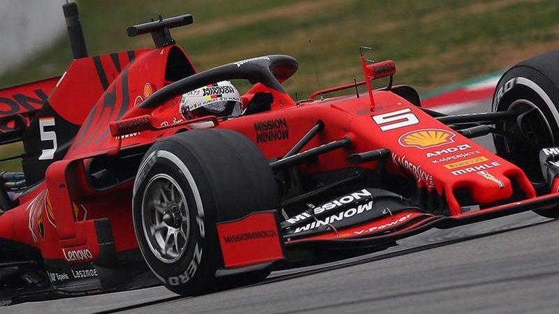 Scuderia Ferrari, il GP d'Australia si chiude con un quarto e quinto posto