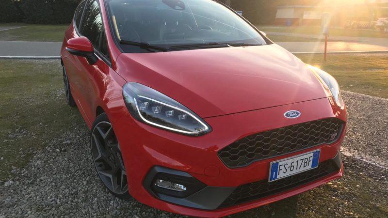 Nuova Ford Fiesta ST, concentrato di potenza e tecnologia