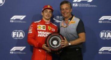 Formula 1 – GP Bahrain, Ferrari in pole con il giovanissimo Leclerc