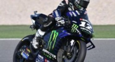 MotoGP, Vinales in pole a Losail