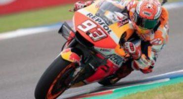 MotoGP, Marquez centra la pole in Argentina