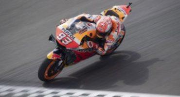 MotoGP, Marquez stravince in Argentina, Rossi e Dovizioso a podio