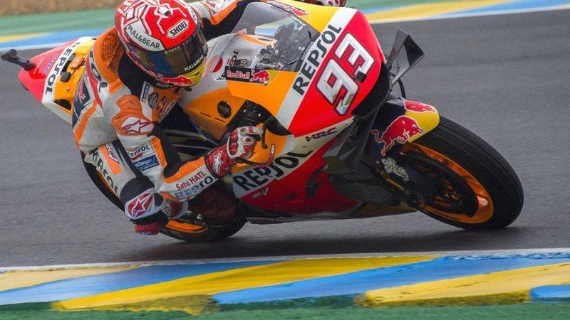 MotoGP, Marquez vince il Gran Premio di Francia
