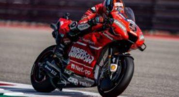 MotoGP, Petrucci è il più veloce nel venerdì di Jerez