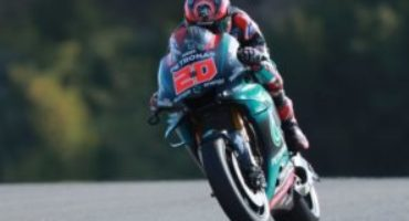 MotoGP, fantastica pole di Quartararo a Jerez