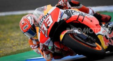 MotoGP, Marquez vince il Gran Premio di Spagna