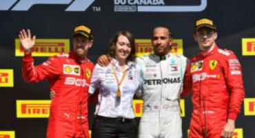 Formula 1, Lewis Hamilton si aggiudicarsi il Gran Premio del Canada. Penalizzato di 5 secondi Vettel