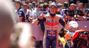 MotoGP, Marquez vince a Barcellona una corsa a eliminazione