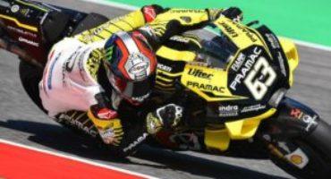 MotoGP, Bagnaia primo a sorpresa nel Venerdì del Mugello