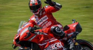 MotoGP, trionfo di Danilo Petrucci al Mugello