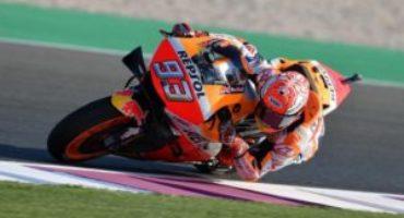 MotoGP, Marquez chiude al comando le libere del Sachsenring