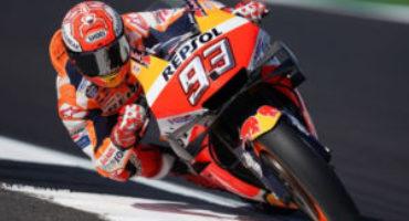 MotoGP, pole position di Marquez a Silverstone