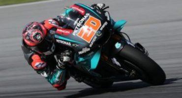 MotoGP, Quartararo chiude al comando le libere di Brno