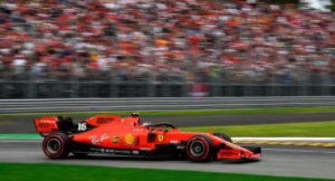 Formula 1 – Ferrari, Monza in delirio per la vittoria di Charles Leclerc