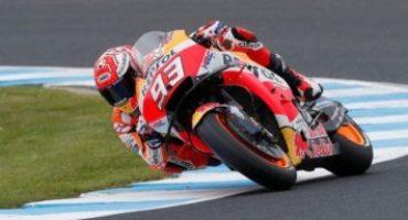 MotoGP, pole position di Marquez a Motegi