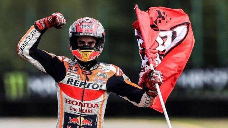 MotoGP, Marquez sbanca anche Valencia