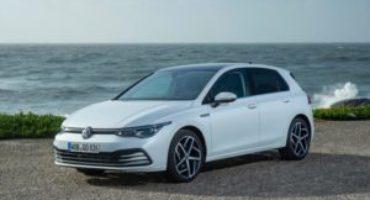 Nuova Golf, raggiunte le cinque stelle nei test Euro NCAP
