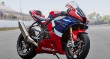 Nuova Honda CBR1000RR-R Fireblade, 2020, a fine febbraio negli showroon ufficiali