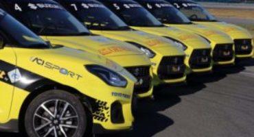 ACI Rally Italia Talent 2020, le settima edizione sceglie Suzuki Swift Sport