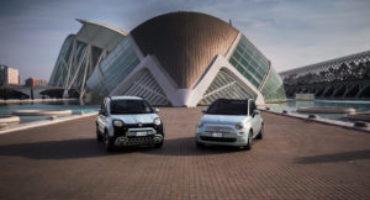 Fiat, la tecnologia ibrida arriva su 500 e Panda