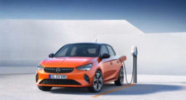 Nuova Opel Corsa-e, riduce i costi di assistenza e manutenzione