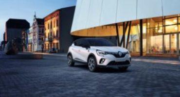 Renault presenta Nuovo CAPTUR, rivoluzionario, tecnologico. E' il B-SUV più venduto in Italia dal lancio
