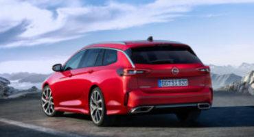 Opel Insignia GSI, nuovi motori e trazione integrale Twinster per l'ammiraglia della Casa