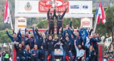 Rally di Montecarlo, il Mondiale si apre nel segno di Neuville e di Hyundai