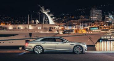 Bentley, iniziate le consegne della nuova berlina Flying Spur
