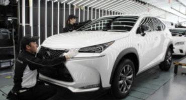 Lexus, per i consumatori europei è il marchio più affidabile