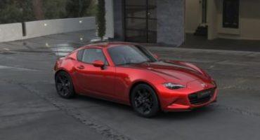 Mazda MX-5, nuovi colori e allestimenti per l'iconica roadster