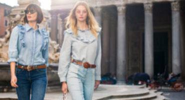 Motivi, la nuova Denim collection che riporta in auge la moda degli anni 80