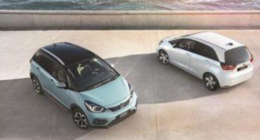 Nuova Honda Jazz, tecnologia ibrida e versatilità i suoi punti di forza