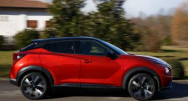 Nuovo Nissan Juke, sicurezza e tecnologia al servizio dell'uomo