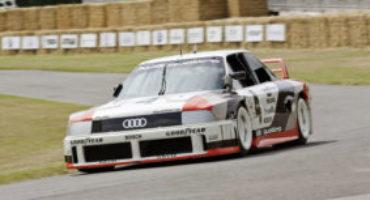 40 anni di Audi Quattro, evoluzione tecnica costante
