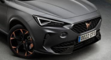CUPRA svela Formentor, la vettura più emozionale del marchio