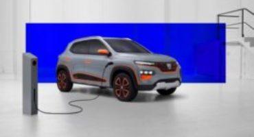 Dacia Spring, sarà il veicolo elettrico più accessibile d'Europa