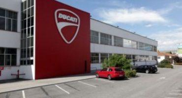 Ducati riorganizza le linee di produzione e chiude fino al 25 Marzo 2020