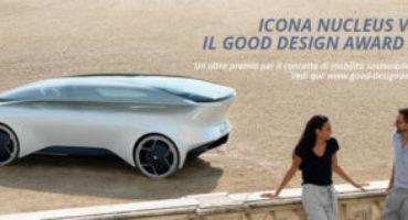 La Concept Car ICONA Nucleus vince il Good Design Award 2019