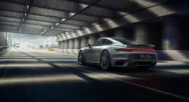 Nuova Porsche 911 Turbo S, potenza, dinamica e comfort al top